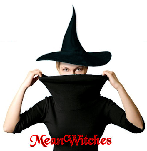 mean witches
