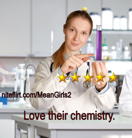 meangirls chemistry